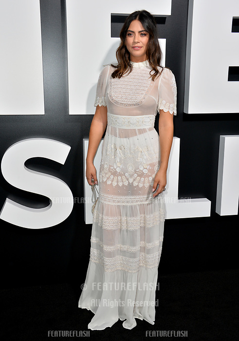 """LOS ANGELES, CA. September 13, 2018: Lorenza Izzo at the premiere for """"Life Itself"""" at the Cinerama Dome.<br /> Picture: Paul Smith/Featureflash"""