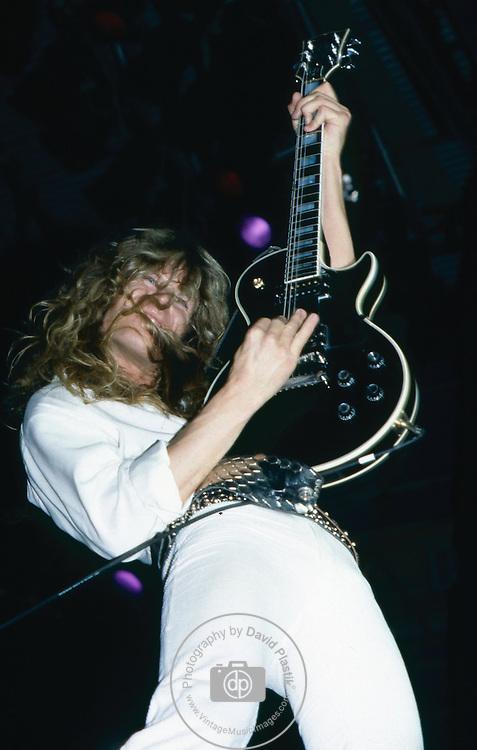 John Sykes of Thin Lizzy