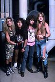 BULLET BOYS, STUDIO AND LOCATION, 1989, NEIL ZLOZOWER