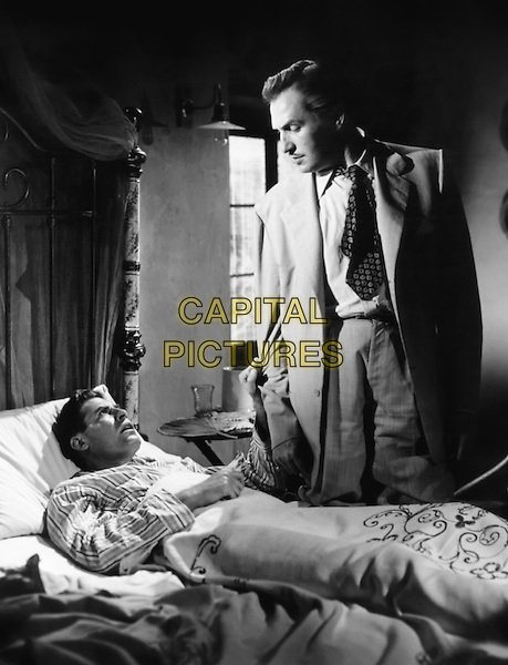 John Hodiak & Vincent Price.in The Bribe.*Filmstill - Editorial Use Only*.CAP/PLF.Supplied by Capital Pictures.