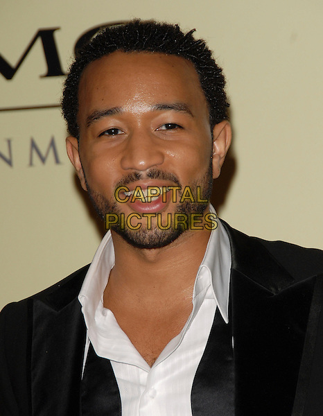 JOHN LEGEND.attends The Sony / BMG Post Grammy Party held at The Beverly Hills Hotel in Beverly Hills, California, USA, February 11 2007..portrait headshot.CAP/DVS.©Debbie VanStory/Capital Pictures