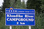 Klondike River Campground