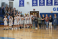 Basketball 7th Grade Girls 12/4/19