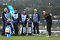 Tommy Fleetwood (ENG) during the final round of the AT&T Pro-Am ,Pebble Beach Golf Links, Monterey, USA. 10/02/2019<br /> Picture: Golffile | Phil Inglis<br /> <br /> <br /> All photo usage must carry mandatory copyright credit (© Golffile | Phil Inglis)