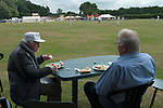 Ebernoe Horn Fair, Sussex 2017. Village cricket tea.