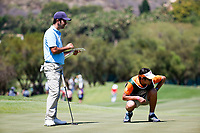 Jorge Campillo (ESP) during the 2nd round at the Nedbank Golf Challenge hosted by Gary Player,  Gary Player country Club, Sun City, Rustenburg, South Africa. 09/11/2018 <br /> Picture: Golffile | Tyrone Winfield<br /> <br /> <br /> All photo usage must carry mandatory copyright credit (&copy; Golffile | Tyrone Winfield)