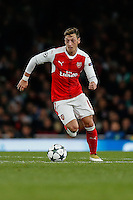 Mesut Ozil of Arsenal during the UEFA Champions League match between Arsenal and PFC Ludogorets Razgrad at the Emirates Stadium, London, England on 19 October 2016. Photo by David Horn / PRiME Media Images.