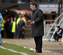 23/02/2008    Copyright Pic: James Stewart.File Name : sct_jspa14_dundeee_utd_v_falkirk.DUNDEE UTD MANAGER CRAIG LEVEIN DURING THE GAMA AGAINST FALKIRK.James Stewart Photo Agency 19 Carronlea Drive, Falkirk. FK2 8DN      Vat Reg No. 607 6932 25.Studio      : +44 (0)1324 611191 .Mobile      : +44 (0)7721 416997.E-mail  :  jim@jspa.co.uk.If you require further information then contact Jim Stewart on any of the numbers above........