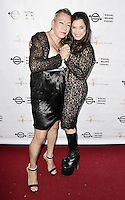 "BEVERLY HILLS, CA - AUGUST 26: Bamby Salcedo and Kamala Lopez attend the ""Equal Means Equal"" Special Screening at the Music Hall on August 20, 2016 in Beverly Hills, CA. Koi Sojer, Snap'N U Photos / MediaPunch"
