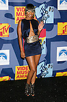 LOS ANGELES, CA. - September 07: Keri Hilson poses in the press room at the 2008 MTV Video Music Awards at Paramount Pictures Studios on September 7, 2008 in Los Angeles, California.