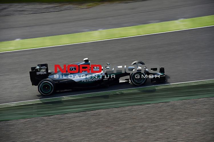 Formel 1 Testfahrten 2016 in Barcelona<br /> Nico Rosberg(GER#6), Mercedes AMG Petronas Formula One Team<br /> <br /> <br /> Foto &copy; nordphoto /  Bratic
