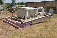 MDC Reservoir No. 6 WTF Blower Building Contract # 2015B-25. Progress Photography Submission 2. 29 June 2016