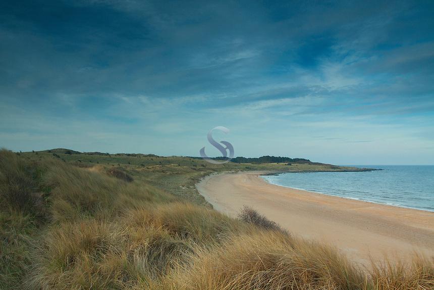 Beach near Gullane Bents, Gullane, East Lothian