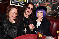 "HOLLYWOOD - FEBRUARY 20: Taryn Manning and Kelly Osbourne attend Ozzy Osbourne global tattoo and album listening party to celebrate his new album ""Ordinary Man"" on February 20, 2020 in Hollywood, California. (Photo by Lionel Hahn/Epic Records/PictureGroup)"