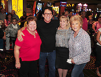 COCONUT CREEK, FL - AUGUST 09: Anson Williams known as Potsie Weber from TV's 'Happy Days' attends a meet and greet at Seminole Casino Coconut Creek on August 9, 2012 in Coconut Creek, Florida (photo by: MPI10/MediaPunch Inc.)