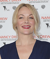 10 March 2019 - Los Angeles, California - Andrea Anders. World Premiere of 'Nancy Drew and the Hidden Staircase' held at AMC Century City 15. Photo Credit: PMA/AdMedia