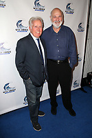 BEVERLY HILLS, CA - NOVEMBER 3: Martin Sheen, Rob Reiner, at Stephanie Miller's Sexy Liberal Blue Wave Tour at The Saban Theatre in Beverly Hills, California on November 3, 2018.   <br /> CAP/MPI/FS<br /> &copy;FS/MPI/Capital Pictures