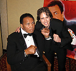 Muhammad Ali and Josh Groban..Muhammad Ali Celebrityvibe Fight Night XV..A Benefit to raise funds to fight against Parkinson disease..Marriott Hotel and Resort..Phoenix, AZ, USA..Saturday, March 28, 2009..Photo By Celebrityvibe.com.To license this image please call (212) 410 5354; or Email: celebrityvibe@gmail.com ;.website: www.celebrityvibe.com