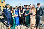 Graham Murphy, Nicole Casey, Shauna Dineen, Ed Leahy, Chantelle Kenny, Kevin Crowe, Katie Kearney, Mike Taylor, Kate Dineen and John Lane, enjoying Causeway Comprehensive School Debs, at Ballyroe Heights Hotel, Tralee, on Wednesday, August 9th last,