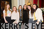 Jade Pope, Rebecca O'Halloran, Nicole Comerford, Lucy Kelly, Cliona Leen, Clodagh Shanahan enjoying Colin Doody's 18th Birthday at the Imperial Hotel on Saturday