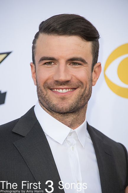 Sam Hunt attends the 50th Academy Of Country Music Awards at AT&T Stadium on April 19, 2015 in Arlington, Texas.