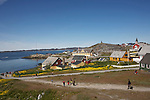 Arrivée à Nuuk capitale du Groenland