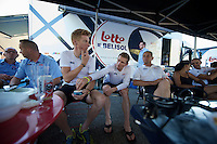 Tour de France 2012.rest day 2.
