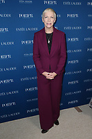 LOS ANGELES, CA - OCTOBER 9: Annie Lennox, at Porter's Third Annual Incredible Women Gala at The Ebell of Los Angeles in California on October 9, 2018. Credit: Faye Sadou/MediaPunch