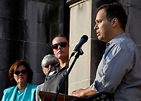 St. Paul United Methodist Church Interfaith Peace Vigil for Charlottesville