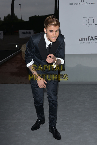 CAP D'ANTIBES, FRANCE - MAY 22: Justin Bieber attends amfAR's 21st Cinema Against AIDS Gala at Hotel du Cap-Eden-Roc on May 22, 2014 in Cap d'Antibes, France. <br /> CAP/PL<br /> &copy;Phil Loftus/Capital Pictures