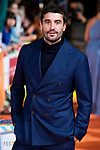 "Actor Alex Garcia attends to orange carpet of ""El Continental"" during FestVal in Vitoria, Spain. September 03, 2018. (ALTERPHOTOS/Borja B.Hojas)"