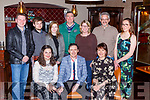 Peter Cahill, Killarney celebrated his 40th birthday with his family and friends in the International Hotel on Friday night