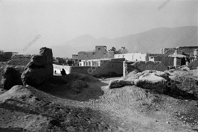 Kabul, Afghanistan, 2007
