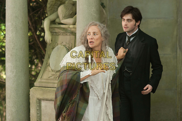 JANET McTEER & DANIEL RADCLIFFE .in The Woman in Black.*Filmstill - Editorial Use Only*.CAP/NFS.Supplied by Capital Pictures.
