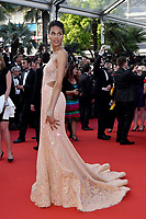 www.acepixs.com<br /> <br /> May 24 2017, Cannes<br /> <br /> Cindy Bruna arriving at the premiere of 'The Beguiled' during the 70th annual Cannes Film Festival at Palais des Festivals on May 24, 2017 in Cannes, France.<br /> <br /> By Line: Famous/ACE Pictures<br /> <br /> <br /> ACE Pictures Inc<br /> Tel: 6467670430<br /> Email: info@acepixs.com<br /> www.acepixs.com
