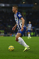 Dan Burn of Brighton & Hove Albion during Brighton & Hove Albion vs Norwich City, Premier League Football at the American Express Community Stadium on 2nd November 2019