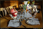 Austria, Salzburg. Food Still Life.<br /> When you travel, the cuisine can be as enjoyable as the sites and something worth remembering. Take your souvenir photos before you dig in.