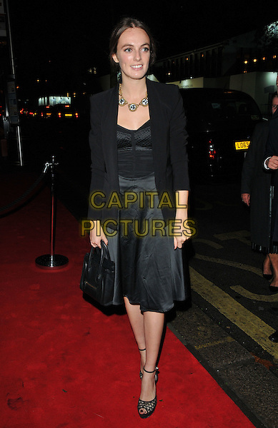 Lady Violet Manners at the Annabel's new extension and refurbishment VIP dinner, Annabel's, Berkeley Square, London, England, UK, on Friday 30 September 2016.<br /> CAP/CAN<br /> &copy;CAN/Capital Pictures