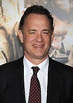 "LOS ANGELES, CA. - February 24: Executive Producer Tom Hanks arrives to HBO's premiere of ""The Pacific"" at Grauman's Chinese Theatre on February 24, 2010 in Los Angeles, California."
