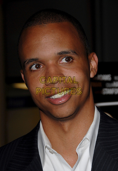 "PHIL IVEY.The Premiere of ""Standing Still"" held at The Arclight Theatre in Hollywood, California, USA..April 10th, 2006.Ref: DVS.headshot portrait.www.capitalpictures.com.sales@capitalpictures.com.Supplied By Capital PIctures"