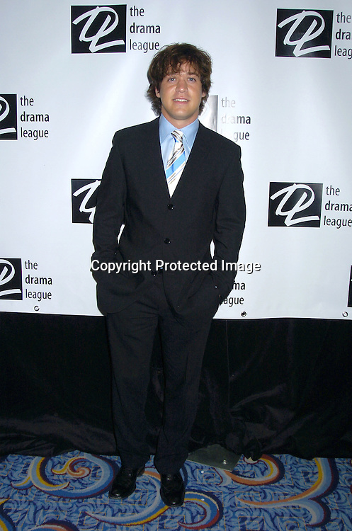 TR Knight ..at the 71st Annual Drama League Awards Luncheon on ..May 13, 2005 at the Marriott Marquis Hotel. ..Photo by Robin Platzer, Twin Images