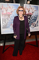 "Kate Kramer<br /> at the ""Maiden"" Los Angeles Premiere, Linwood Dunn Theater, Los Angeles, CA 06-14-19<br /> David Edwards/DailyCeleb.com 818-249-4998"