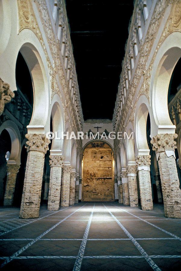 Sinagoga na cidade de Toledo. Espanha. 2006. Foto de Catherine Krulik.