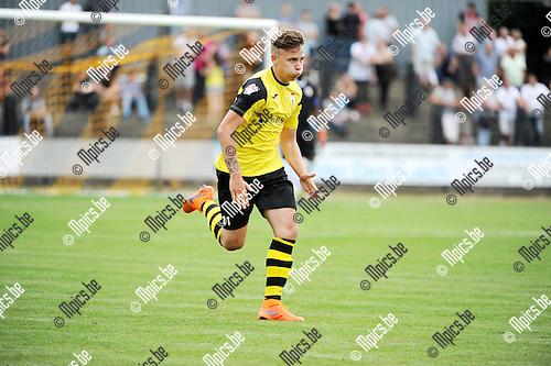 2015-07-18 / Voetbal / seizoen 2015-2016 / Berchem Sport / Giorgi Faes<br /><br />Foto: Mpics.be