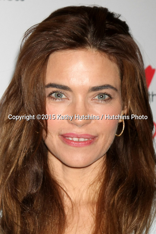 "LOS ANGELES - AUG 15:  Amelia Heinle at the ""The Young and The Restless"" Fan Club Event at the Universal Sheraton Hotel on August 15, 2015 in Universal City, CA"