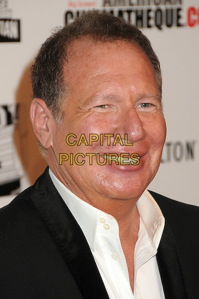 Garry Shandling.25th Annual American Cinematheque Award Ceremony  held at the Beverly Hilton Hotel, Beverly Hills, California, USA, 14th October 2011..portrait headshot smiling white shirt black .CAP/ADM/BP.©Byron Purvis/AdMedia/Capital Pictures.
