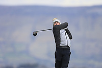 John Brady (Rosslare Golf Club) during the first round of matchplay at the 2018 West of Ireland, in Co Sligo Golf Club, Rosses Point, Sligo, Co Sligo, Ireland. 01/04/2018.<br /> Picture: Golffile | Fran Caffrey<br /> <br /> <br /> All photo usage must carry mandatory copyright credit (&copy; Golffile | Fran Caffrey)