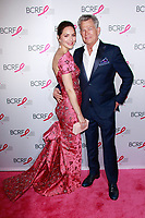 NEW YORK, NY - MAY 15: Katharine McPhee  and David Foster  at Breast Cancer Research Foundation Hot Pink Party at Park Avenue Armory on May 15,2019 in New York City.    <br /> CAP/MPI/DIE<br /> ©DIE/MPI/Capital Pictures