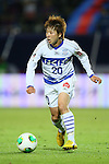 Masahiro Kaneko (Ventforet), .APRIL 10, 2013 - Football /Soccer : .2013 J.LEAGUE Yamazaki Nabisco Cup .between Omiya Ardija 1-3 Ventforet Kofu .at NACK5 Stadium Omiya, Saitama, Japan. .(Photo by YUTAKA/AFLO SPORT)