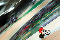 Picture by Alex Whitehead/SWpix.com - 22/03/2018 - Cycling - 2018 UCI Para-Cycling Track World Championships - Rio de Janeiro Municipal Velodrome, Barra da Tijuca, Brazil - Zhenling Song of China competes in the Women's C2 Individual Pursuit qualifying.